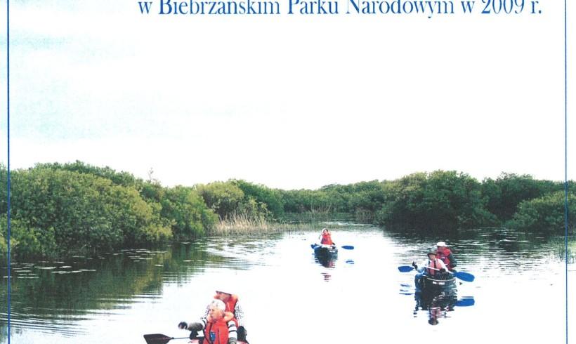Podziękowanie dyrektora Biebrzańskiego Parku Narodowego